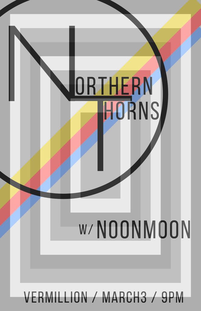 Northern Thorns w Noonmoon at Vermillion